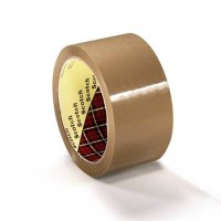 Scotch Sealing Tape 371 48mm x 100m Tan