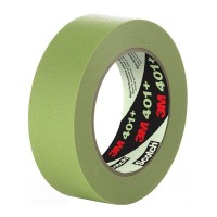 Scotch Masking Tape 401+ Performance 36mm x 55m Green
