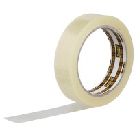 Scotch Everyday Tape 500 24mm x 66m Pack 6