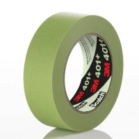 Scotch Masking Tape 401+ Performance 12mm x 55m Green