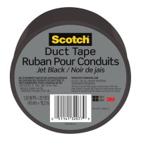 Scotch Expressions Duct Tape 920-BLK 48mm x 18.2m Jet Black
