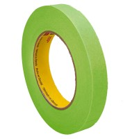 Scotch Performance Masking Tape 233+ 18mm x 50m Green