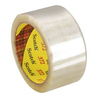 Scotch Sealing Tape 372 48mm x 100m Clear