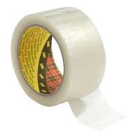 Scotch Sealing Tape 371 48mm x 100m Clear