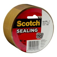 Scotch Sealing Tape 3609 FPS-1T 48mm x 50m Tan