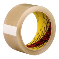 Scotch Sealing Tape 311 36mm x 100m Clear