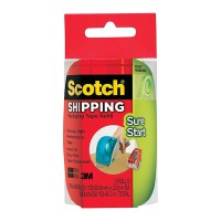 Scotch Packaging Tape Refill 2 pack DP1000RR 48mm x 22.8m