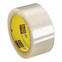 Scotch Packaging Tape 373 High Performance Clear 48mm x 50m
