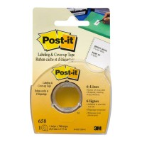 Post-it Correction and Coverup Tape 658 25mmx17m