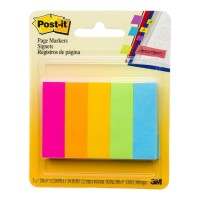 Post-it Pagemarkers 670-5AN Capetown Collection 5 Pack
