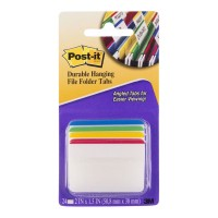 Post-it Durable Filing Tab 686A-1 Angled 24 Pack