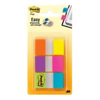 Post-it Flags 680-EG-ALT Alternating Colours 25mm 60 Pack