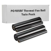 Compatible Brother PC402RF Fax Roll Twinpack