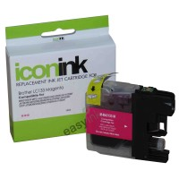 Compatible Brother LC131M Magenta Ink Cartridge