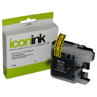 Compatible Brother LC137XLBK Black Ink Cartridge
