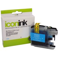 Compatible Brother LC231C Cyan Ink Cartridge