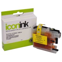 Compatible Brother LC235XLY Hi-Yield Yellow Ink Cartridge