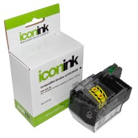 Compatible Brother LC3319XLBK Hi-Yield Black Ink