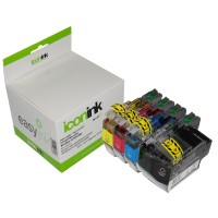 Compatible Brother LC3319XL Hi-Yield Ink Value Pack