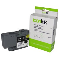 Compatible Brother LC3333BK Black Ink