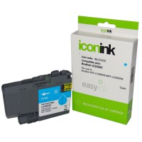Compatible Brother LC3333C Cyan Ink
