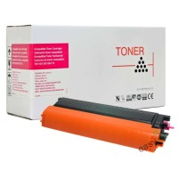 Compatible Brother TN155M Magenta Toner Cartridge