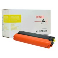 Compatible Brother TN155Y Yellow Toner Cartridge