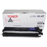 Compatible Brother TN240Bk Black Toner Cartridge
