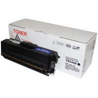 Compatible Brother TN340BK Black Toner Cartridge 2500 Pages