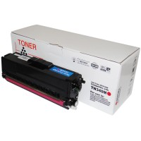 Compatible Brother TN340M Magenta Toner 1500 Pages
