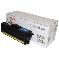 Compatible Brother TN340Y Yellow Toner Cartridge 1500 Pages