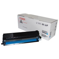 Compatible Brother TN346C Cyan Toner
