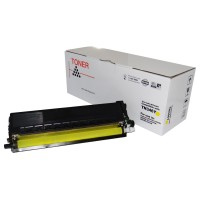 Compatible Brother TN346Y Yellow Toner