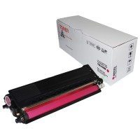 Compatible Brother TN348M Magenta Hi-Yield Toner Cartridge