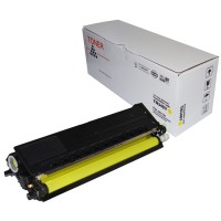 Compatible Brother TN348Y Yellow Hi-Yield Toner Cartridge