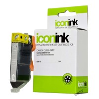 Compatible Canon CLi526GY Grey Ink Cartridge