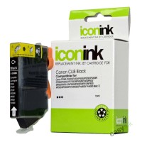 Compatible Canon CLi8BK Black Ink Cartridge