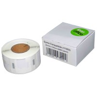 Compatible Dymo SD11353 25mm x 13mm Labels