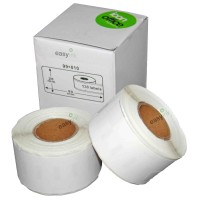Compatible Dymo SD99010 28mm x 89mm Labels 2-Pack