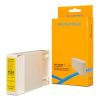 Compatible Epson 676XL Hi-Yield Yellow Ink Cartridge - WP4540 WP4530