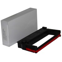 Compatible Epson ERC 23 Ribbon - Black/Red