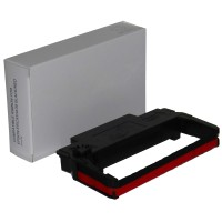 Compatible Epson ERC-30 ERC-34 ERC-38 Ribbon - Black and Red