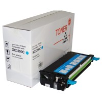 Compatible Fuji Xerox CT350568 Cyan Toner Cartridge