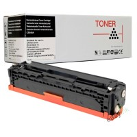 Compatible HP CB540A Black Toner Cartridge - 125A