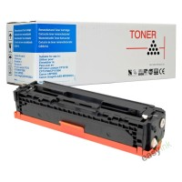 Compatible HP CB541A Cyan Toner Cartridge - 125A