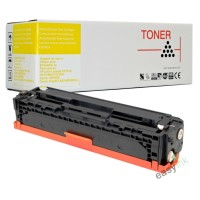 Compatible HP CB542A Yellow Toner Cartridge - 125A
