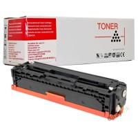 Compatible HP CB543A Magenta Toner Cartridge - 125A