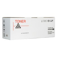 Compatible HP 131X Black Hi-Yield Toner Cartridge - CF210X