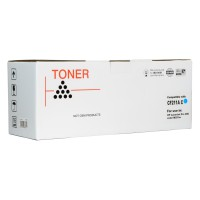 Compatible HP 131A Cyan Toner Cartridge - CF211A