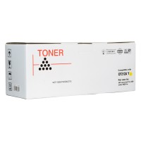 Compatible HP 131A Yellow Toner Cartridge - CF212A